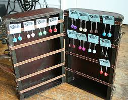 Make Your Own Jewelry Store - how ya hanging make your own jewelry holder jennifer perkins