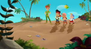 jake neverland pirates peter pan returns dvd digital
