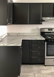 black kitchen cabinets with black hardware black cabinet pulls for flip house kitchen my creative days