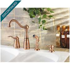 copper kitchen faucets antique copper marielle 1 handle kitchen faucet t26 4nrr