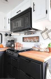 Renivation by Tiny Kitchen Remodel The Reveal Of Our Rv Kitchen Renovation