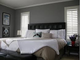 dark blue master bedroom with accent wall dccb surripui net