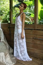 honeymoon sleepwear aliexpress buy white lace backless nightgown bridal