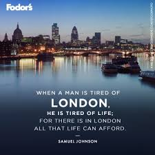 Quotes about City of london 88 quotes