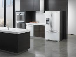 black and white kitchen latest modern design ideas with island