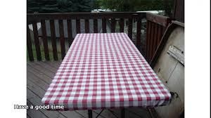 outdoor dining table cover outdoor dining room decor with fitted vinyl tablecloths and