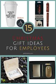 15 unique employee christmas gift ideas they will love
