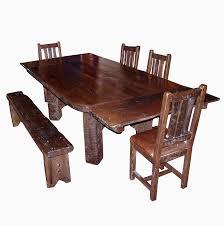 buy a handmade timberframe thick plank farm table made to order custom made timberframe thick plank farm table