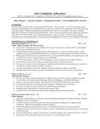 ceo resume example 10 sample administrative assistant resume free sample resumes sample administrative assistant resume sample administrative assistant resume