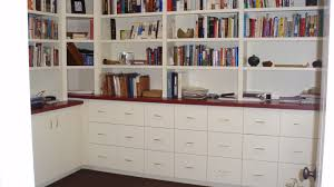 White Bookcases With Drawers by Built In Filing Cabinets Painted Bookcase With File