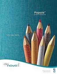 Best Interior Design Magazine Advertisements For DeNovo Wall - Marketing ideas for interior designers