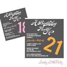 21st birthday invitation wording alanarasbach com