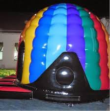 disco for sale disco dome bouncy castle for sale