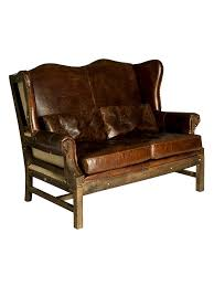 vintage leather chesterfield sofa will 2 seat vintage leather sofa dovetailed and doublestitched