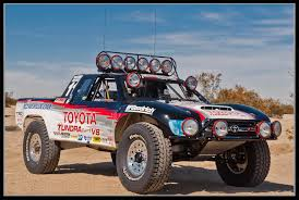 rally truck build the history of the trophy truck