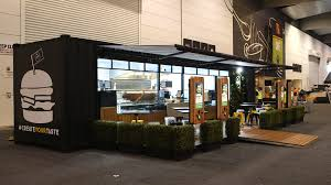 pop up shipping container kitchen by element space inc pop up