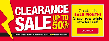 clearance sale up to 50 at home choice store deals