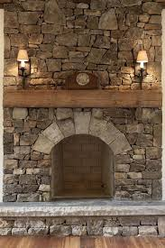 Cost Of Stone Fireplace by Best 25 Stone Fireplaces Ideas On Pinterest Fireplace Mantle