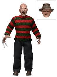Freddy Krueger Halloween Costume Kids Nightmare Elm Street 2 Mego Style Freddy Krueger Toyark