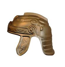Trojan Halloween Costume Amazon Lot 6 Roman Helmet Trojan Warrior Hat Costume