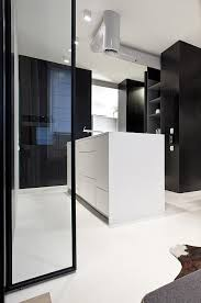 modern black and white kitchen choreographing a modern black and white interior u2013 adorable home