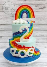 108 best rainbows images on pinterest cakes decorated cakes and