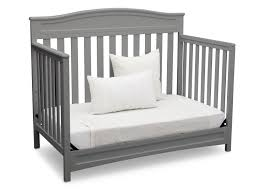 Convert Crib To Daybed Emery 4 In 1 Crib Delta Children
