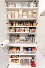 organisation station budget pantry makeover pantry