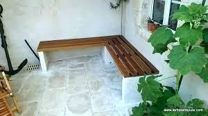 cuisine d ete en beton cellulaire table en beton cellulaire best salon de jardin en composite