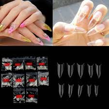 aliexpress com buy 500pcs women girls clear transparent acrylic