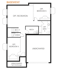 Floorplan Com Nathan Two Story House Plan Edge Homes