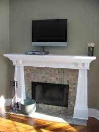 Mosaic Tile Fireplace Surround by 37 Best Fireplace Inspiration Images On Pinterest Fireplace