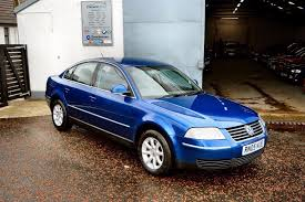 Inky Blue 2005 Vw Passat B5 5 Highline 130 1 9 Tdi Inky Blue Fvwsh 2 Keys
