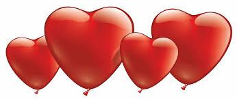 heart balloons karaloon shop 10 heart balloons