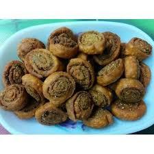 bhajni chakli mini bhakarwadi namkeen special spicy bhakarwadi at rs 200 kilogram s nanded pune id
