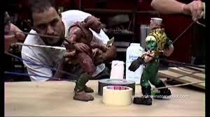 Small Small Soldiers Behind The Scenes Puppet Battle Rehearsal Youtube