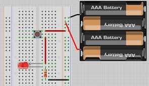 How To Make A Layout Blind How To Use A Breadboard And Build A Led Circuit