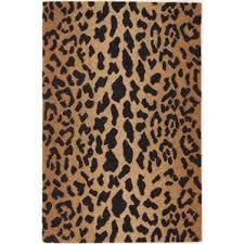 Cheetah Runner Rug Animal Print Rugs