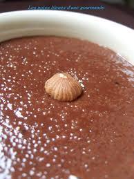 cuisiner amarante crème d amaranthe au lait de coco chocolat et noisettes les