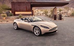 green aston martin db11 2018 aston martin db11 volante arrives next spring starting at