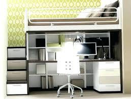 Bunk Beds With Dresser Underneath Bunk Beds With Desks Them Inside Bed Desk And