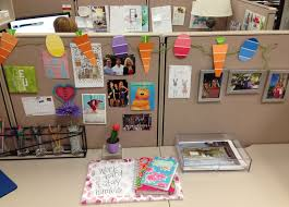 diy cubicle decor 6411