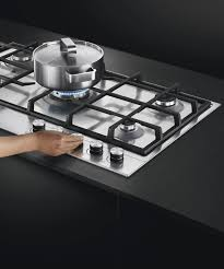 Gas Cooktop 90cm Cg905dx1 Fisher And Paykel Gas On Steel Cooktop