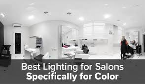 what is the best lighting for pictures best lighting for salons specifically for color rosy