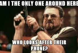 Broken Phone Meme - cracked broken phone meme funny 09 my favorite daily things