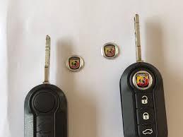 nissan 350z key fob key fob abarth emblem fiat 124 spider forum