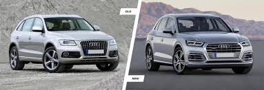 audi q5 price audi q5 suv new vs old compared carwow