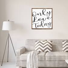 only love today wood sign home decor wood signs wooden signs