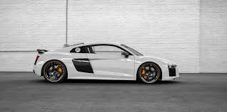 wrapped r8 wheelsandmore pumps up the 2017 audi r8 to 850 hp