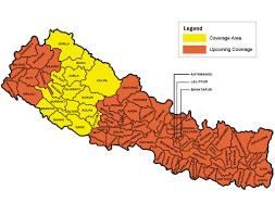 Cell Phone Service Map Nepal Satellite Telecom